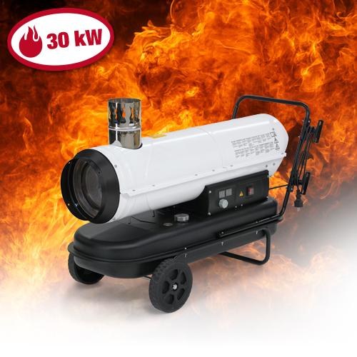 TROTEC-IDE-30-Indierkt-Olheizer-Heizkanone-Heizgeraet-Bauheizer-Olheizung-30-kW