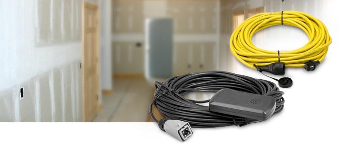 Thermostat + Kabel 230V
