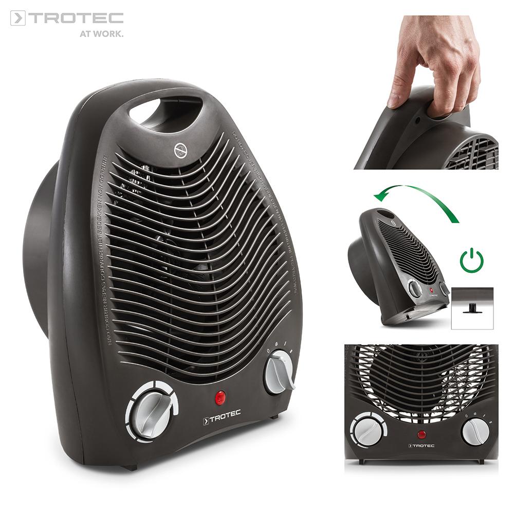 TROTEC-Elektroheizer-Heizgeraet-Heizluefter-Heizung-Badheizung